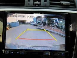 カロッツェリアメモリー8型ナビ付き♪ ガイド線付バックカメラで駐車も安心ですね♪ 広角のカメラを使用しております♪