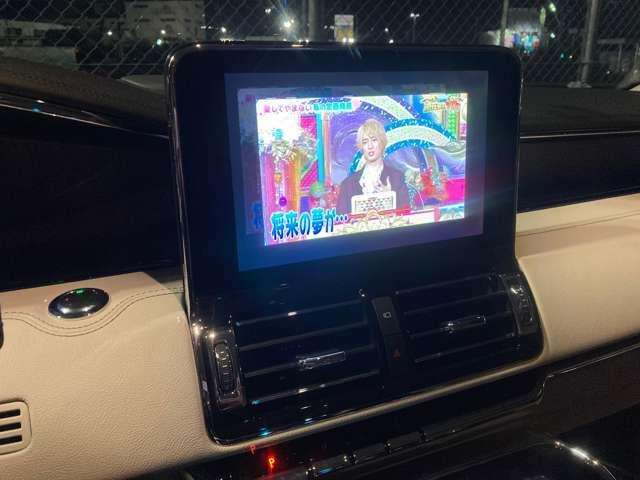 地デジ&ミラーリングを追加しましたので、TVはもちろん、YOUTUBEもフロントモニターで観ることが出来ます!!