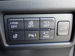 アドバンスキーなどのスイッチ操作でリアゲートを自動開閉。使う方の体格や駐車ガレージの高さに応じて開度を調整することも可能です。またリアゲートに挟み込まれてしまう事を防ぐための障害物感知センサー付きです
