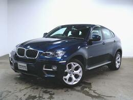 BMW X6 xドライブ 35i 4WD 1ヵ月保証付