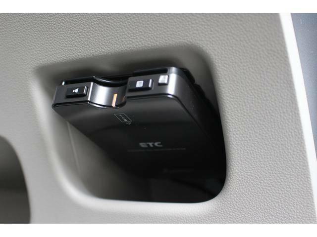 【ETC】便利なETCはインパネ下部にスマートに装着済みです。