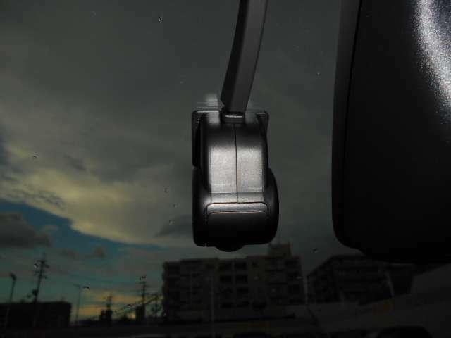 ドライブレコーダー、万が一事故が発生した時でも、映像として記録がのこります!!