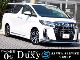トヨタ アルファード 2.5 S Cパッケージ 新車 モデリスタ BIG-Xナビ対応 月々3万OK