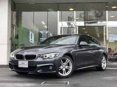 BMW 4シリーズグランクーペ の中古車 420i Mスピリット 東京都練馬区 378.0万円