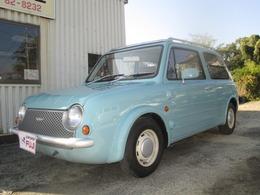 日産 パオ キャンバストップ レストア車