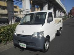 トヨタ ライトエーストラック の中古車 1.5 DX シングルジャストロー 三方開 東京都足立区 130.0万円