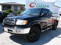 米国トヨタ タンドラ アクセスキャブリミテッド 4WD 左H Tベル交換済 ヒッチメンバー