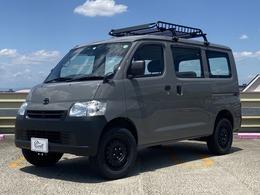 トヨタ タウンエースバン 1.5 DX カスタム/リフトアップ/社外ナビTV