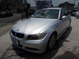 BMW 3シリーズ 320i Tチェーン 純正アルミ タイヤ交換