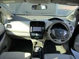 広々とした視界を体感できます。運転が楽しくなりますね。