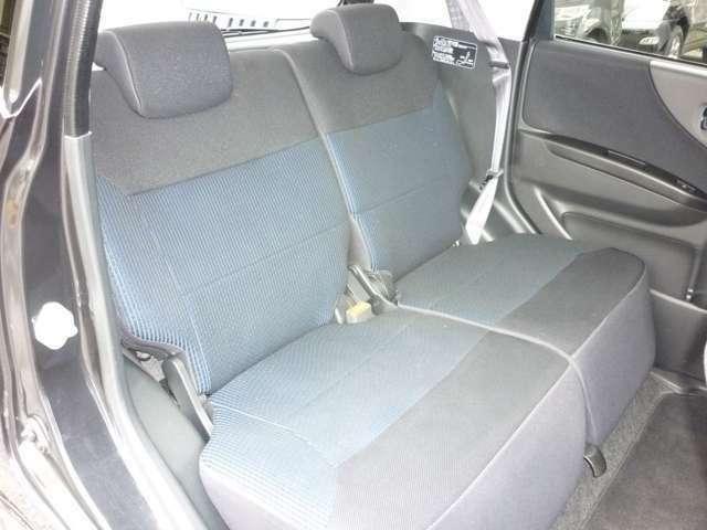 ☆清潔な車内で気持ちがいいですね☆