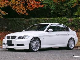 BMWアルピナ B3 ビターボ リムジン ニコルBMWディーラー車 黒革 Bカメラ右H