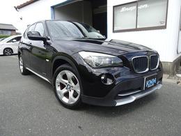 BMW X1 sドライブ 18i ハイラインパッケージ 純正HDDナビ コンフォートアクセス