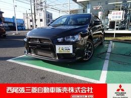 三菱 ランサーエボリューション 2.0 ファイナルエディション 4WD 限定車 ワンオーナー ダイヤトーンナビ付