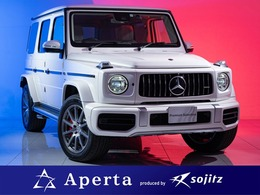 メルセデスAMG Gクラス G63 4WD レーダーPレザエク白革右ハンドル新保証付