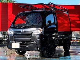 ダイハツ ハイゼットトラック 660 スタンダード SAIIIt 3方開 4WD 届出済未使用車・HARD CARGOキャリア・ナビ