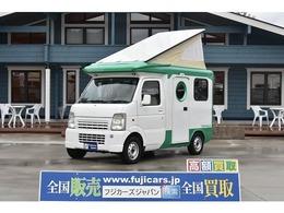 マツダ スクラムトラック バンショップミカミ テントムシT-PO ポップアップルーフ 1500Wインバーター