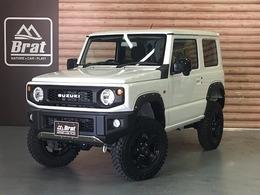 スズキ ジムニー 660 XL 4WD 届出済未使用車 新品3インチリフトアップ