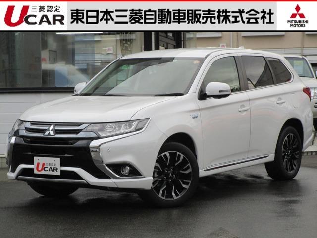 【アウトランダ―PHEV 4WD Gセーフティパッケージ】