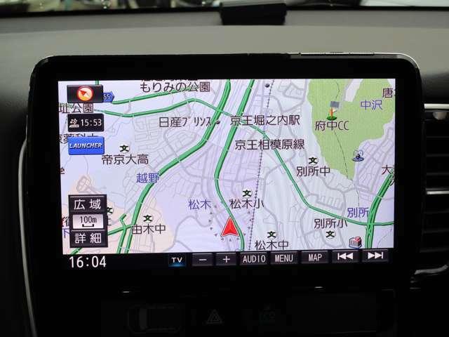 パナソニック製9インチストラーダナビ (CN-F1XD) フルセグ DVD&Blu-ray再生可 全方位マルチカメラ