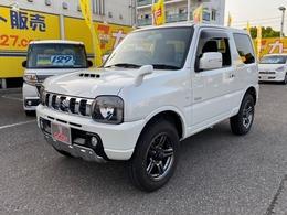 スズキ ジムニー 660 クロスアドベンチャー 4WD キーレス CD シートヒーター