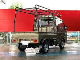 主要装備☆届出済未使用車・HARD CARGOキャリア・障害物センサー・スマートアシストIIIt・4WD