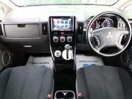 ◆【H28年式デリカD5入庫いたしました!!】人気のディーゼルタイプ!!ALPINE製のナビ搭載で機能面も高いお車になります!!