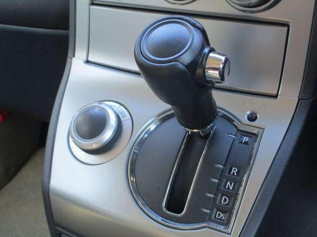 CVTトランスミッション 電子制御4WD