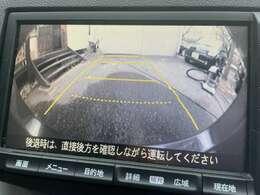 バックカメラを装備しておりますので安全にバックする事が可能になっております♪バックが苦手な方でも安心して駐車する事が出来ますよ♪初めからあると嬉しい装備となっております♪