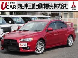 三菱 ランサーエボリューション 2.0 GSR X 4WD 禁煙 SST MIVECターボ レカロ