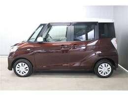 運転のしやすい小さな車が良いけれど、車内が狭いのは…と思われている方にオススメ☆背が高く圧迫感の少ない車内空間です♪