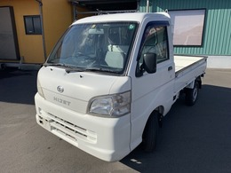 ダイハツ ハイゼットトラック 660 農用スペシャル 3方開 4WD