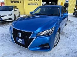 トヨタ クラウンアスリート ハイブリッド 2.5 S Four 4WD ジャパンカラーセレクション