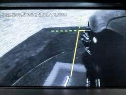 ★カラーサイドカメラが付いています!車体左側面の映像がマルチ画面に映し出されます!