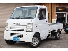 スズキ キャリイ 660 KCエアコン・パワステ 3方開 4WD 5速マニュアル