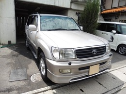 トヨタ ランドクルーザー100 4.7 VXリミテッド Gセレクション 4WD AHCコントローラX