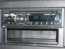 AMFMチューナーやCDの音楽など楽しんで頂けます。