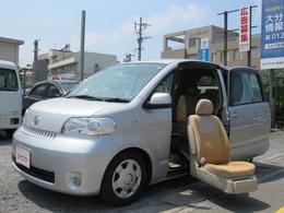 トヨタ ポルテ 1.5 150r ウェルキャブ 助手席リフトアップシート車 Aタイプ 車イス