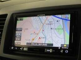 パイオニア製メモリーナビ(AVIC-RZ99)フルセグTV視聴可、バックカメラ連動!