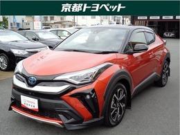 トヨタ C-HR ハイブリッド 1.8 G トヨタ認定中古車