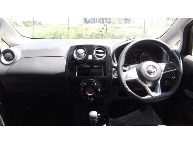 運転席からの視界も良く、運転がしやすいと思います。