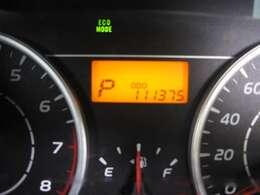 走行111,500km
