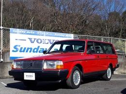 ボルボ 240エステート GL 90年モデル ETC ディーラー車
