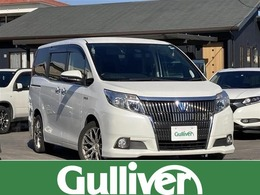 トヨタ エスクァイア 1.8 ハイブリッド Xi ナビ TV 後席モニター 両側電動 衝突軽減