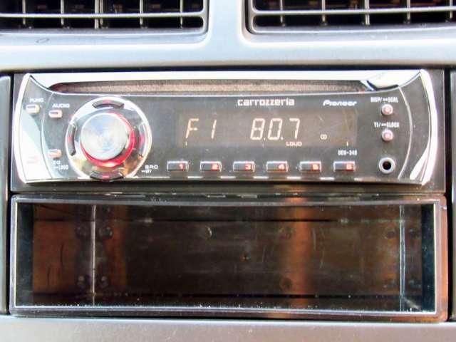 お好きな音楽を聴きながらドライブ出来ます!!