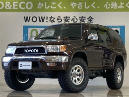 トヨタ ハイラックスサーフ 2.7 SSR-X Vセレクション 4WD 東海仕入 リフトUP ミ ッキートンプソン