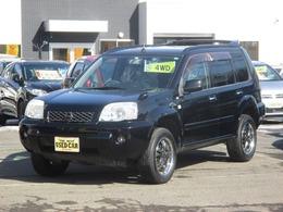 日産 エクストレイル 2.0 X 4WD 社外エンスタ/社外ナビ/社外マフラー