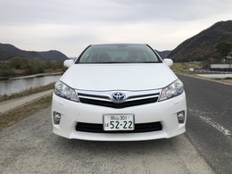 トヨタ SAI 2.4 G HDDナビ 禁煙車 地デジTV ETC