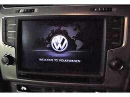 VW純正ナビ フルセグTV