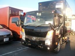 日産 アトラス 1.3Tドライバン キッチンカー 移動販売車 フードトラック